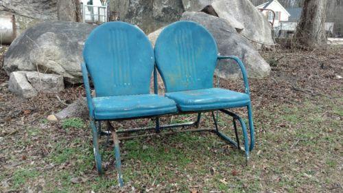 Vintage Porch glider
