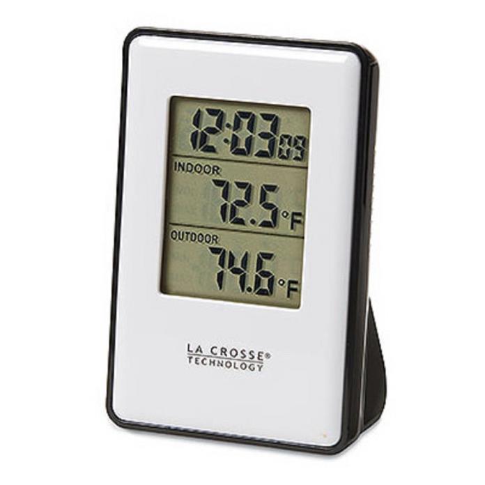 La Crosse Wireless Temperature Station 308-1910