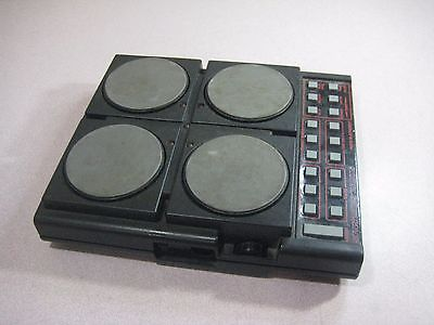 Vintage! Synsonics Drums Mattel Electronics Drum Machine