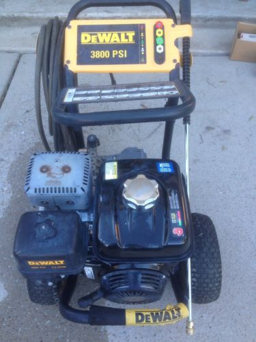 3800 Psi Pressure Washer For Sale Classifieds