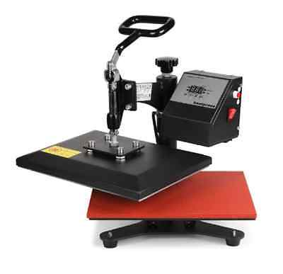 Mophorn Digital Swing Away Rigid Steel Heat Press Machine