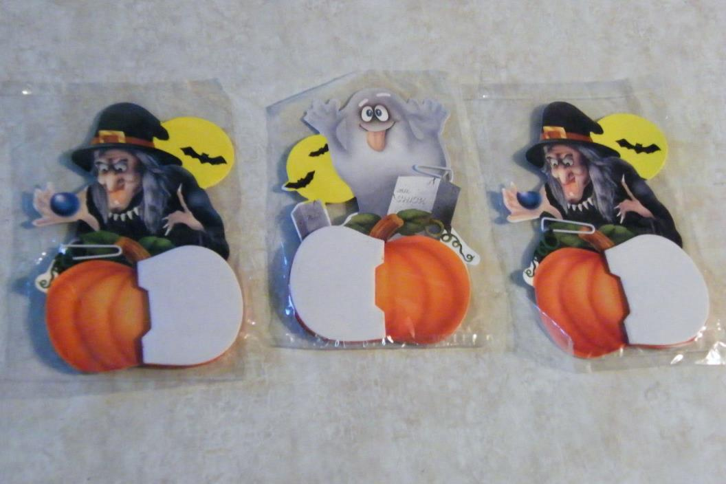 3 HALLOWEEN DIE CUT HONEYCOMB CENTERPIECES small 6