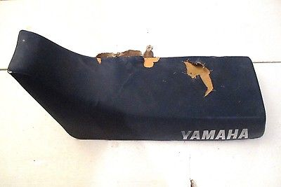 YAMAHA PW 80 MOTORCYCLE SADDLE SEAT---------------------------------BIN#64