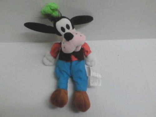 Goofy Beanie Stuffed Animal Toy