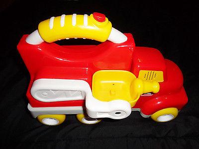 Children's Toy: Little Tikes Handy Hauler Fire Truck: Incomplete