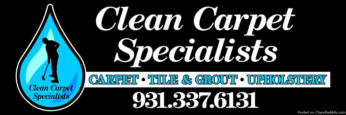 Clean Carpet Specialists