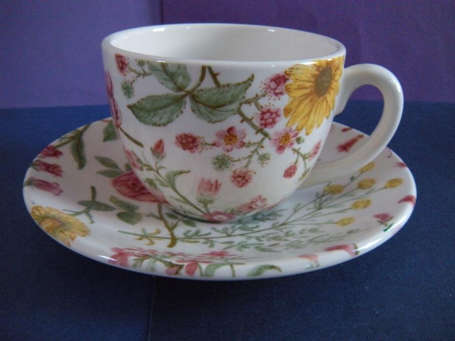Royal Stafford Fine Earthenware Teacup