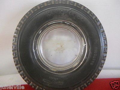 Goodyear tubeless tire ashtray super cushion