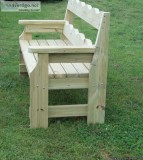 Outdoor Benches - Price: $