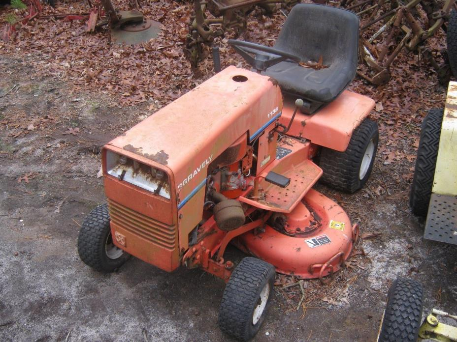 Gravely garden tractor for sale classifieds for Lawn tractor motors for sale