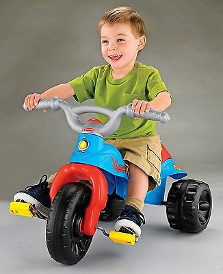 Thomas Train Trike Big Wheel Tough Ride On Tricycle Toddler Child Kid Tank Boy