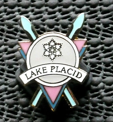 Lake Placid Pin
