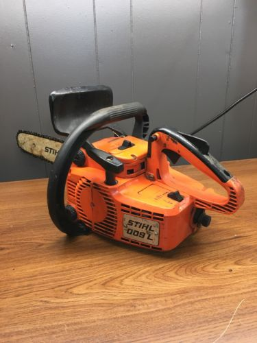 Stihl 009L Chainsaw