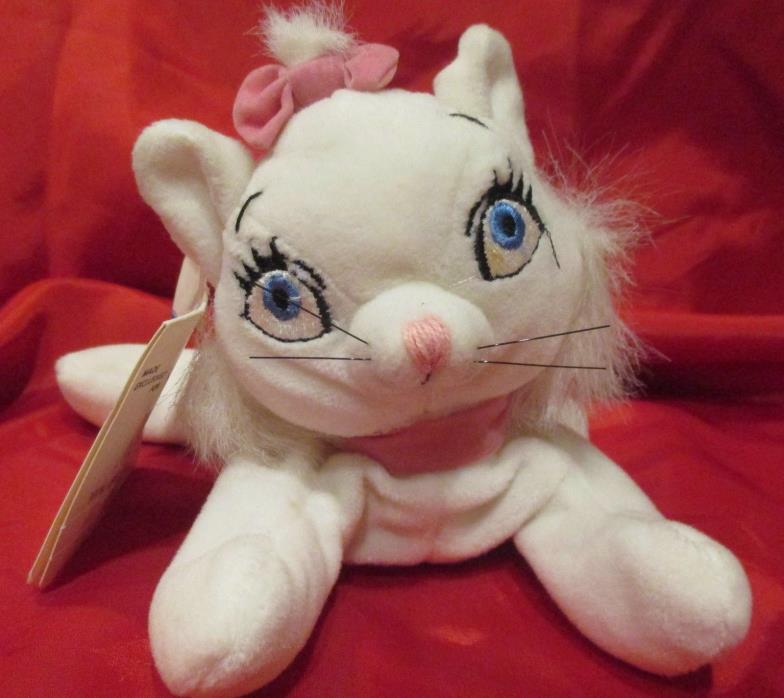 Disney Store Aristocats MARIE White 7