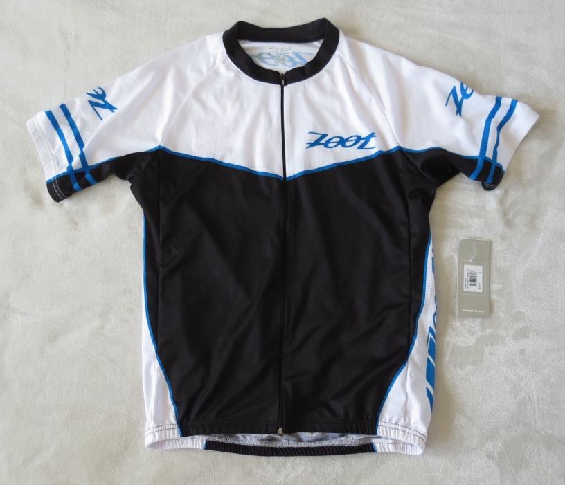 Zoot Sports Cyclefit Cycling Jersey | ZS0MCT5214 | Women | Medium | NOS | Bike