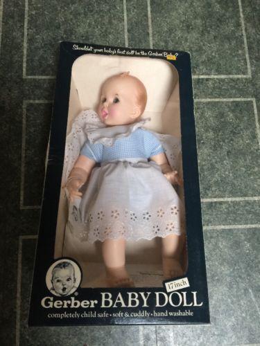 1979 Gerber Baby Doll 17