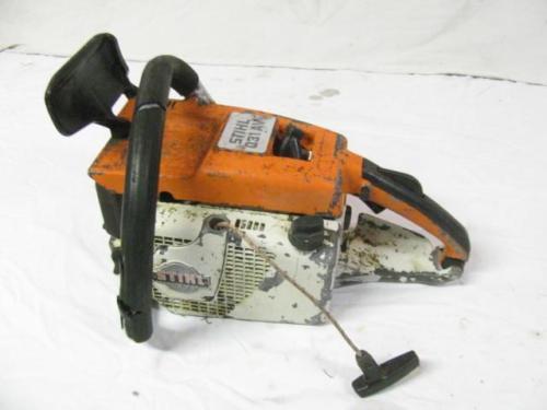 Vintage Stihl 031 AV Parts Saw Chainsaw