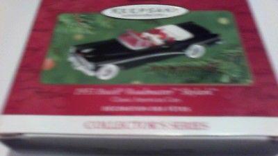1953 BUICK ROADMASTER SKYLARK HALLMARK ORNAMENT 2001 NEW IN BOX - MINT