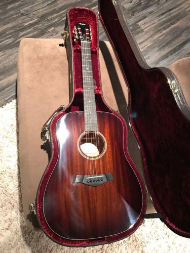 Taylor Acoustic Guitar 520e