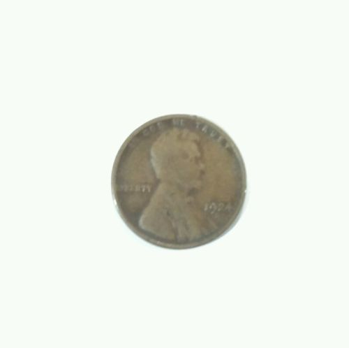 1924 (S) wheat penny