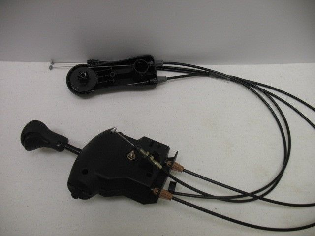 (NEW) OEM CUB CADET PART#984-04116B SNOW THROWER 4-WAY CHUTE CONTROL ASSEMBLY