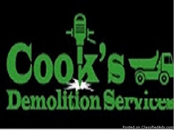 Cook's Demoliton Services