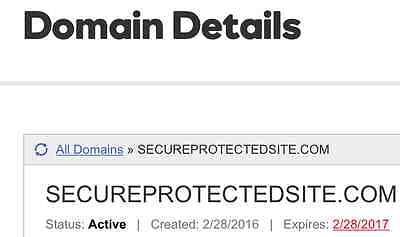 secureprotectedsite.COM