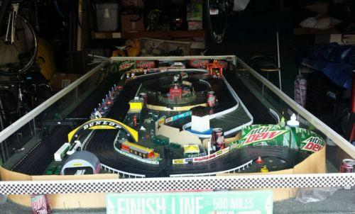 4 Lane Ho Slotcar Track - For Sale Classifieds