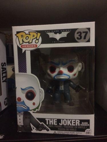 bank robber joker funko pop