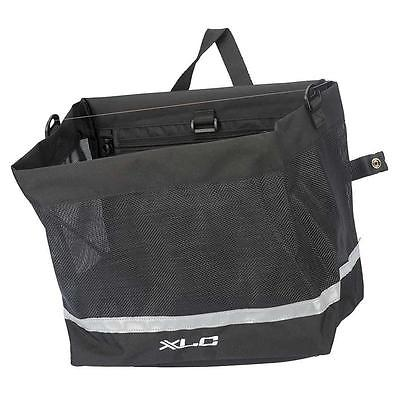 Xlc Shopper Bag Pannier 1144 Black - 2591702500