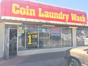 Laundromat Laundrymat FOR SALE with Property! Midland Texas