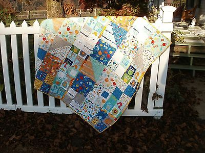 Homemade Childs Quilt