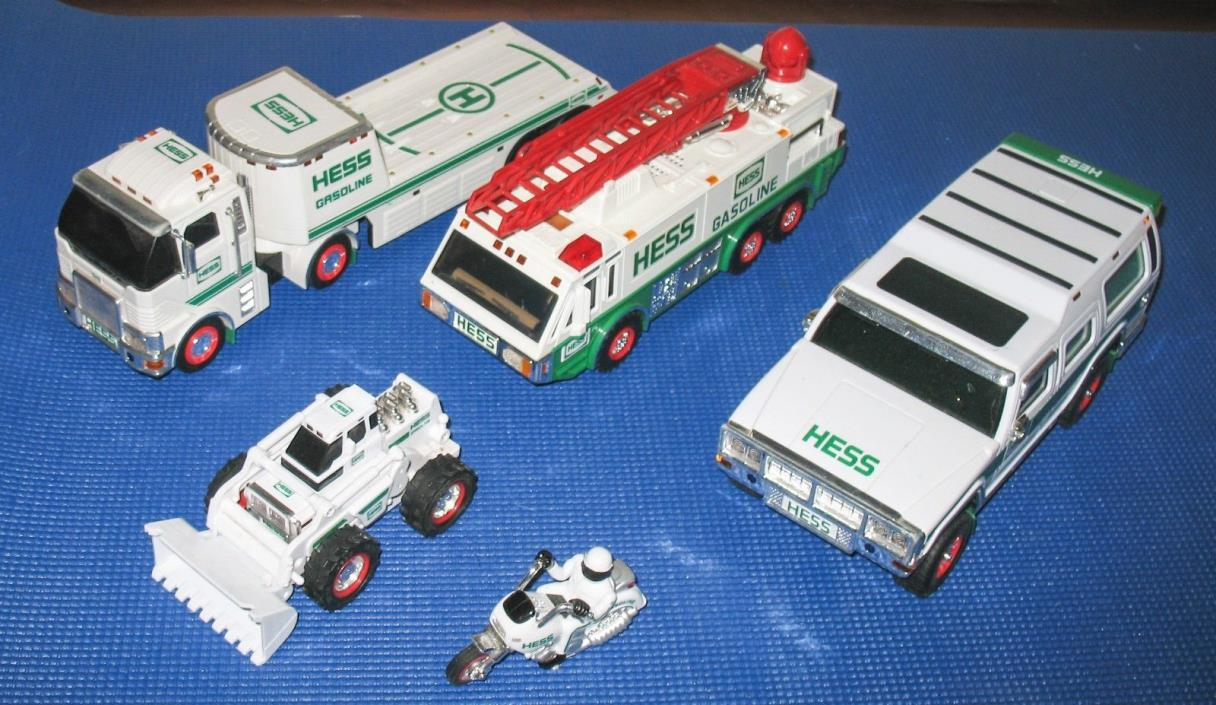 HESS TOY VEHICLES LOT