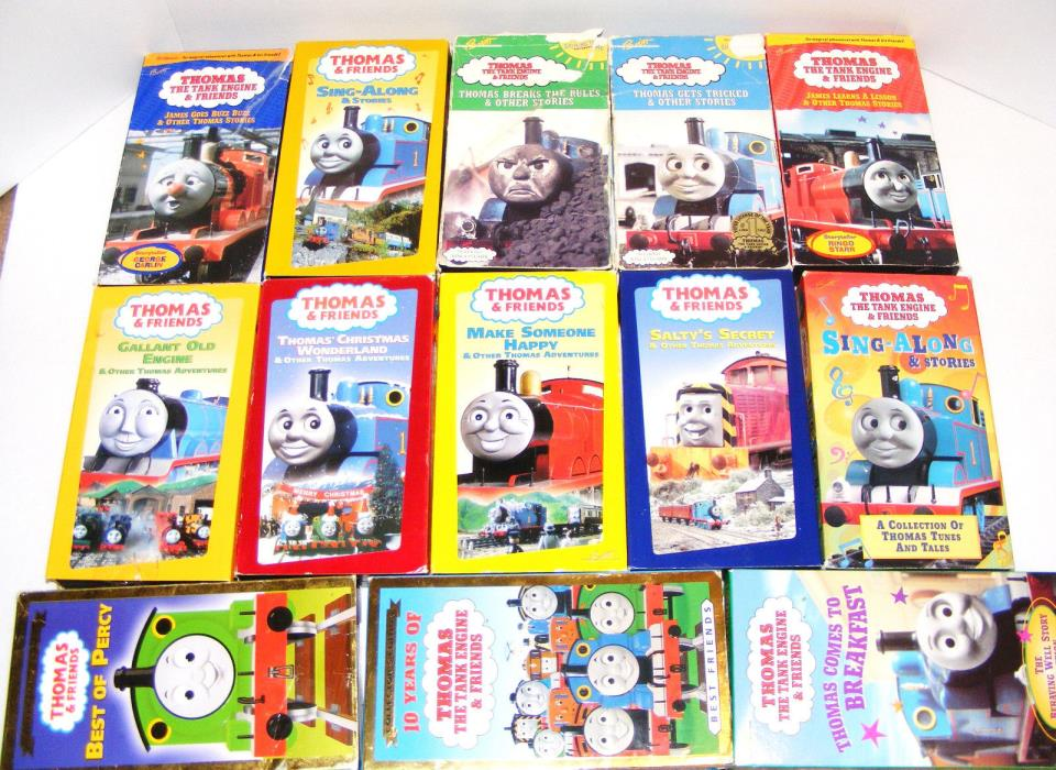 Thomas Christmas Wonderland Vhs.Thomas Christmas Party Vhs For Sale Classifieds