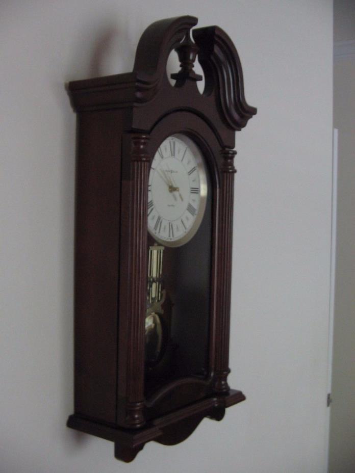 HOWARD MILLER WALL CLOCK QUARTZ MOVEMENT 625 253