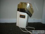 Hot Air , Oil Free Popcorn Popper