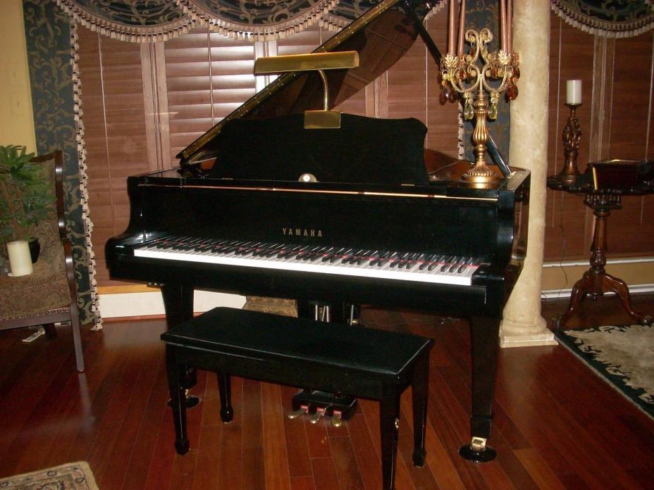 Yamaha Baby Grand Piano Musical Instruments Keyboards