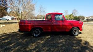 67 f100 short bed sale or trade (Clover sc)