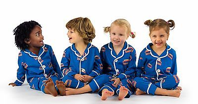 Trolley Pajamas 24M 2T 3T 4T Trolley Pjs