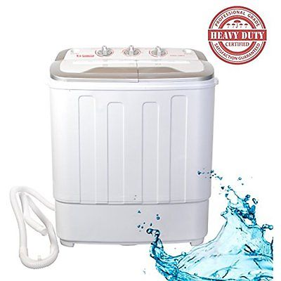 Bismi Professional Grade Compact Washer Parts Accessories Portable Washing Dryer