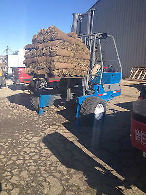 Princeton (VIDEO BELOW) Piggyback Forklift PB50 loader