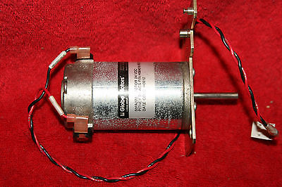 Globe Motor 537A270 24VDC 24VDC H584019 PITNEY BOWES MADE IN USA