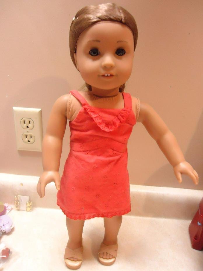 American Girl doll Kanani .  New Head!!