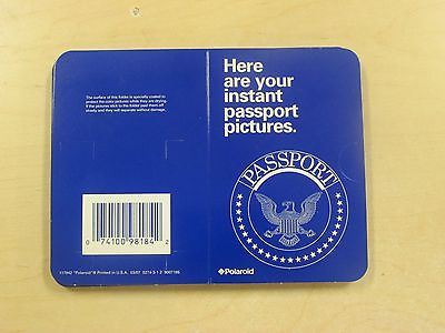 Passport Picture Holder