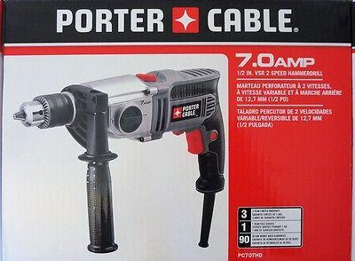 Porter-Cable Tradesman 1/2