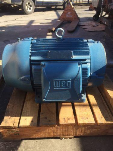 40 Hp WEG Inverter Duty Motor Ph 3 Hp 40 /30