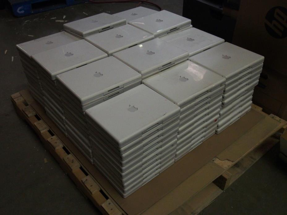 LOT OF 126 Apple iBook G4 12.1
