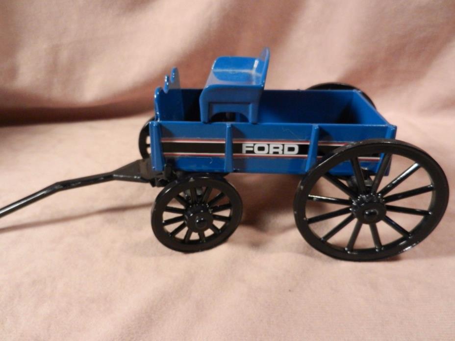 Ford horse drawn buckboard wagon 1:16 scale Ertl