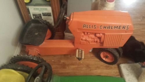 Allis Chalmers Pedal Tractor
