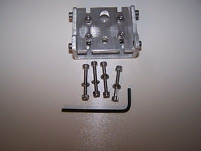 3.5 Outboard Motor Engine Mount adjustable nitro